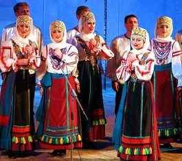Русский народный хор имени Пятницкого (Pyatnitsky