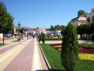 Кафе города Кисловодска