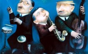 пьяные музыканты