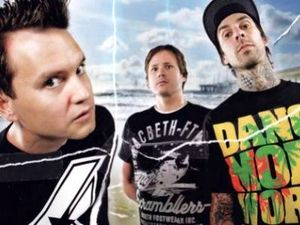 Группа Blink 182 A