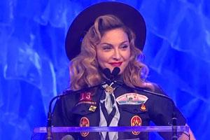Мадонна Луиза Чикконе