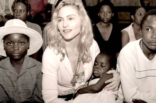 Мадонна личная жизнь