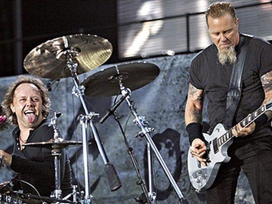 Хард рок металл