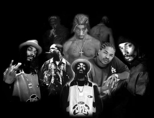 Американские Рэпперы