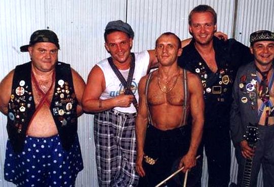 Группа Дюна