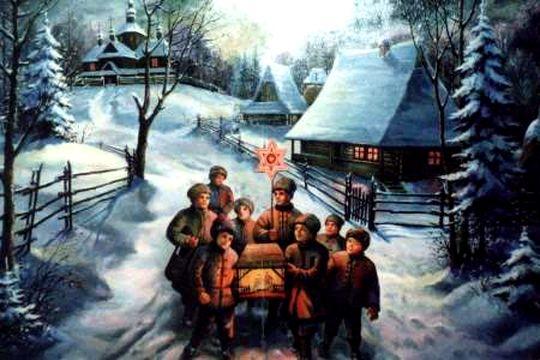 Песня под Рождество