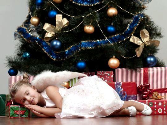 Сон под елкой