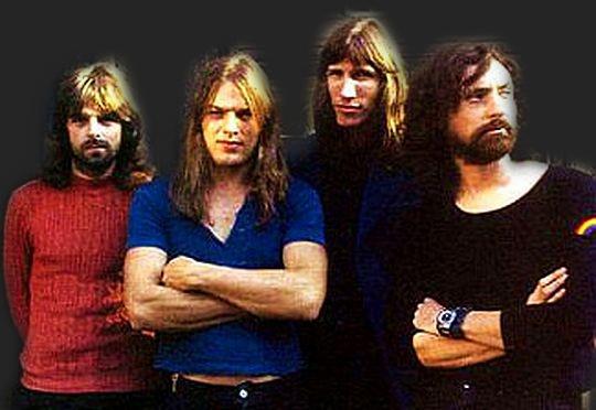 Pink Floyd альбомы