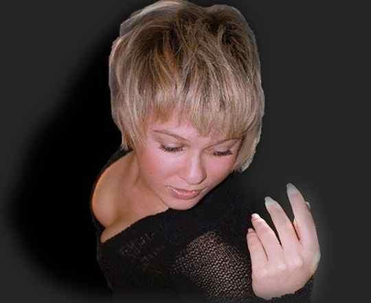 Певица Есения