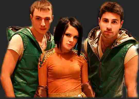 Группа Инфинити