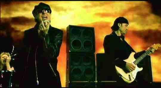 Рок группа Скорпионс