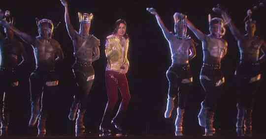 Призрак Майкла Джексона