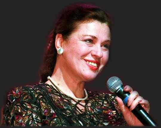 Валентина Толкунова минусовки