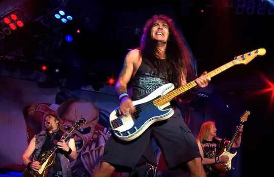 Iron Maiden новый альбом 2015