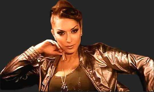 Певица Бони