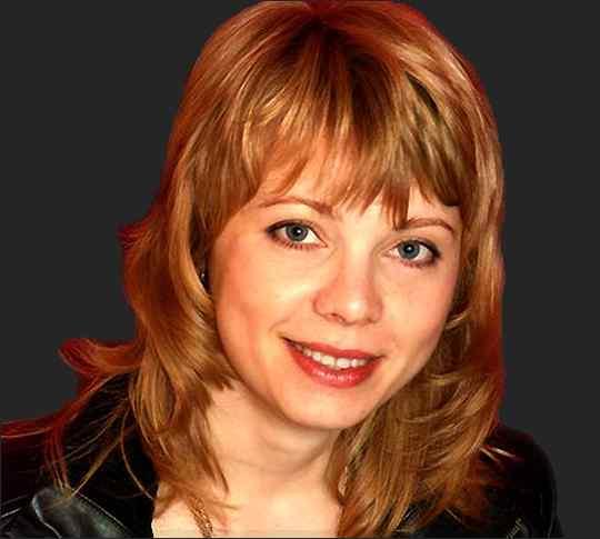 Лена Ильичева
