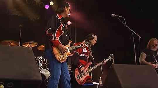 Группа Blackfoot