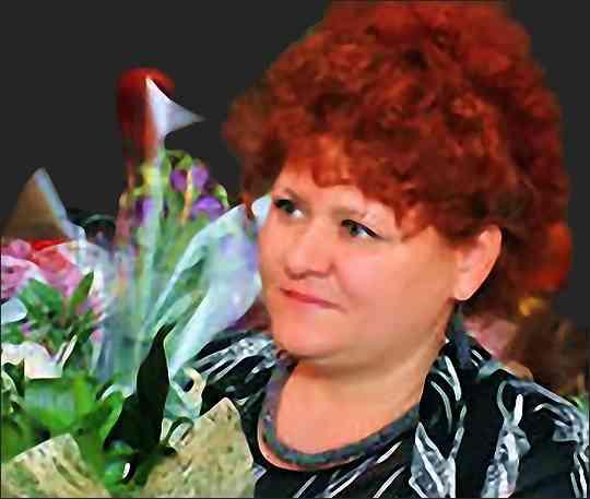 Татьяна Кулинова