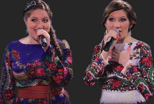 Нужины Ирина и Наталья
