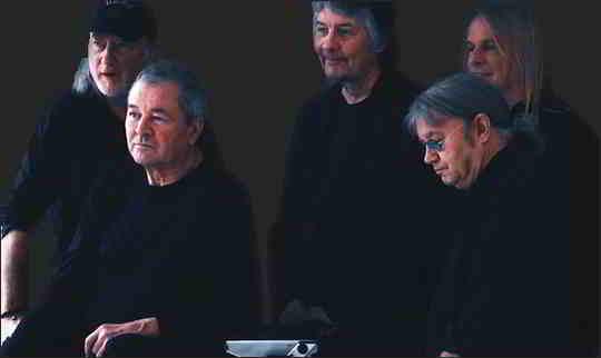 Последний альбом Deep Purple