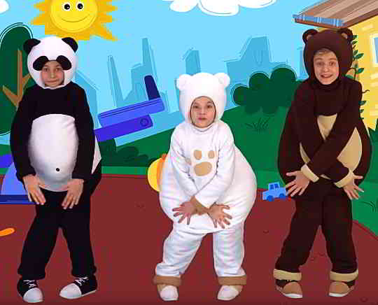 Группа Три медведя