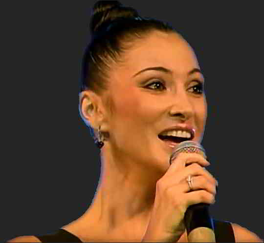 Певица Алеся