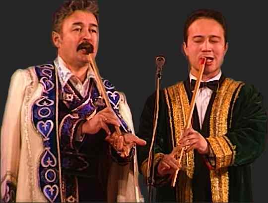 Башкирские народные