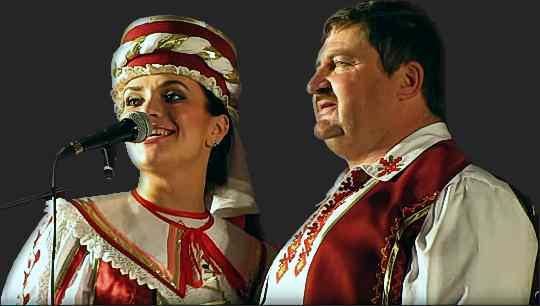 Беларускія народныя