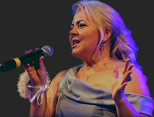 Елена Балашова