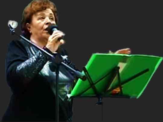 Валентина Ларикова