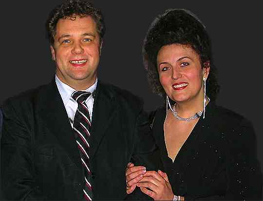 Лукашины Андрей и Анна