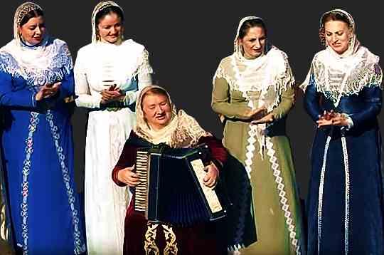 Минусовки Осетинских песен