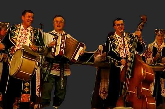 Народный ансамбль Паазерье