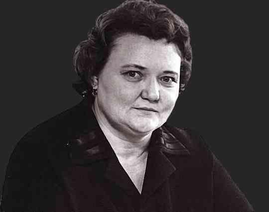 Тамара Попатенко