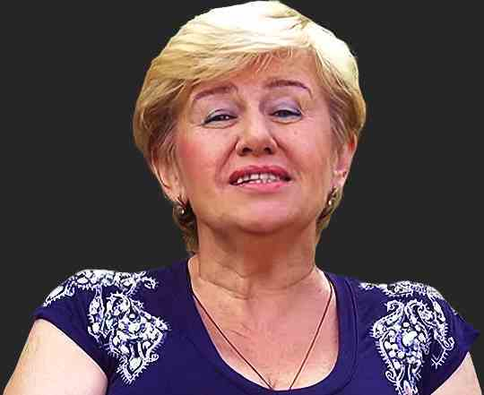 Евгения Стримовская